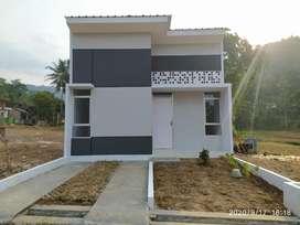Rumah Baru & Cantik. Cukup 1 Juta & KPR angusran 900rb per bulan
