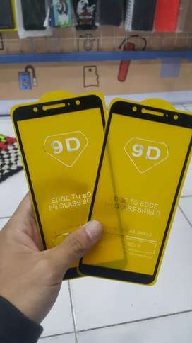 TEMPERED GLASS FULL ASUS MAX PRO M1