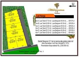 Town house humaira akan hadir di Kramat sawah ( paseban)