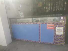 Mobile Shop Counter