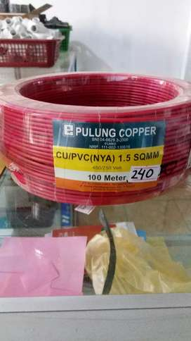 Kabel pulung copper