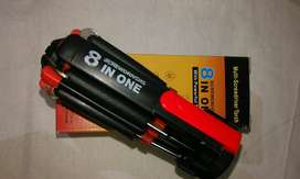 Obeng 8 in 1 Plus Senter