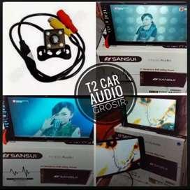 2din SANSUI JAPAN android link 7inc+camera hd harga grosir mantul gan