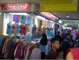Toko Gandeng / Kios  Posisi Hook Badan , Tanah Abang Jakarta Pusat