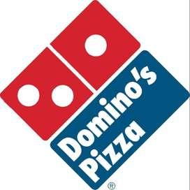 Job in Dominos pizza
