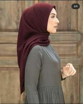 Jilbab voal Heaven Lights