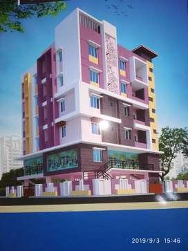 Apartment flats