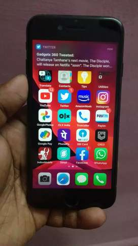Very Good Condition Iphone 7 32gb Exchange