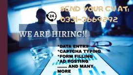 EXCELLENT OPPORTUNITY FOR EASY ONLINE JOBS