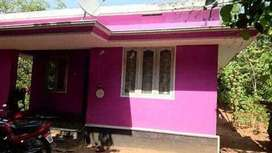 2bhk  House 11 cent Land   Athani  Thrissur
