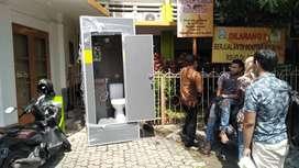 Produksi Portable Toilet Tipe Premium