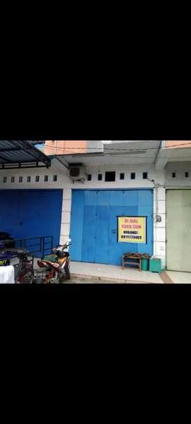 Dijual Ruko 2 Unit di Mamuju jalan Jend Sudirman No 1 jalan poros