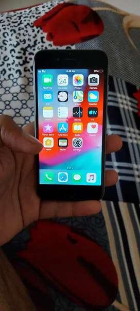 Iphone6 16gb gray colour