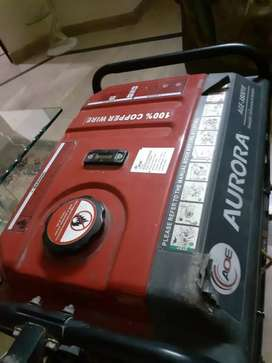 Generator for sale in good condition