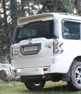 Mahindra Scorpio 2018 Diesel excellent Condition
