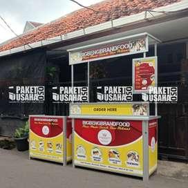 -Dijual Booth Portable / Meja Lipat / Booth Makan&Minum = kroket