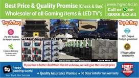 Wholesale VR,PS2 ps3 ps4,Switch,Xbox1X 1S 360-allGamingItems&LED TVs