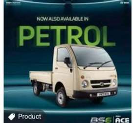 Tata ace gold and petrol available