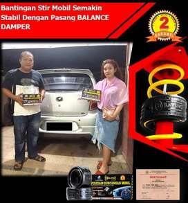 Mobil tdk Limbung / Oleng lagi Stelah psng Karet BALANCE Sport Damper