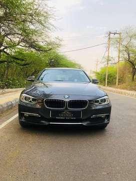 BMW 3 Series 320d Luxury Line, 2014, Diesel