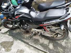 karizma 123 cc in mint condition.no problem in engine