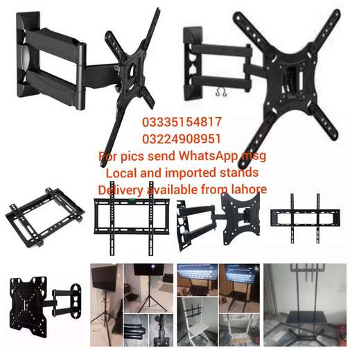 Lcd led tv wall mount brackets