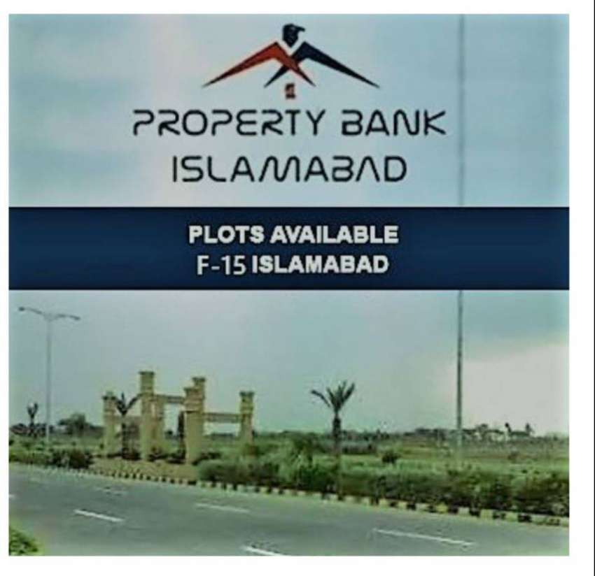 Plot Size 30*70   F-15   Excellent Location   ICT   Islamabad 0