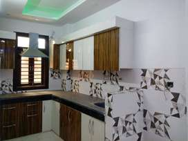 3 BHK  ,Spacious 3rd floor with all facilities, near to metro