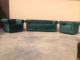 Sofa / chesterfield sofa set Top quality material used