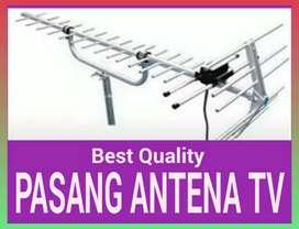 Terima Pasang Sinyal Antena TV Digital