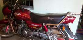 Well maintained Hero Honda CD Deluxe Bike for Sale