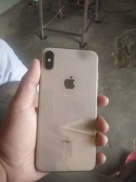 iphone xs max brand new condition all accessories