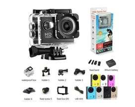 Kamera Digital Sport Cam Full HD DV 1080p Waterproof / Action Camera -