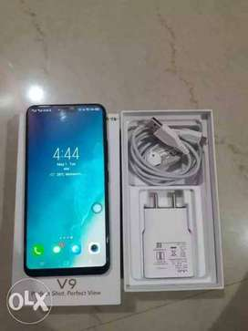 Vivo v9 4GB ram 3 month old urgent sell
