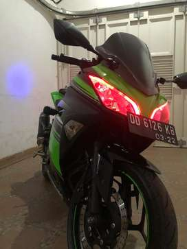 jual ninja 250 2016se