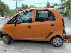 Tata Nano 2012 Petrol 35869 Km Driven