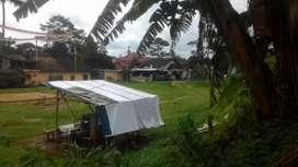 Tanah Komersial untuk perumahan di Salatiga Jawatengah