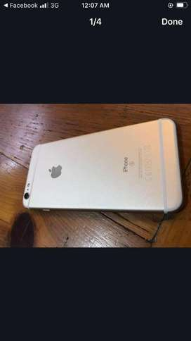 Iphone 6s plus gray color