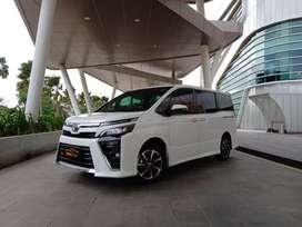 (LOW KM 12 RIBU!!) Toyota Voxy 2.0 A/T 2018 KONDISI TERBAIK!