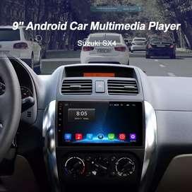 Car suzuki sx4 alto celerio swift ciaz s cross stereo android 9inch