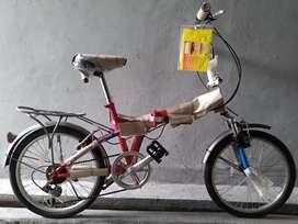 Sepeda Lipat United Quest