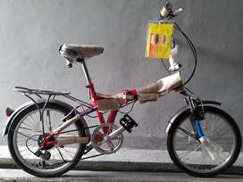 Sepeda Lipat United Oust