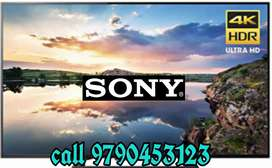 NEW. SONY-4K LED*OLED ANDROID+SMART TV@OFFERED PRICE50%