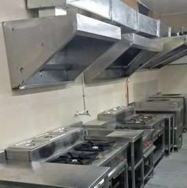Hotels restaurant chimney cleaning available