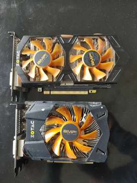 GTX 760ti AMP 2GB & GTX 650ti amp 2GB graphics card