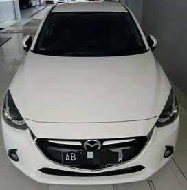 Mazda 2 KM rendah 2016.Mulus jarang pakai. Jual cepat saja