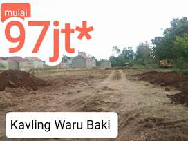 Promo Kavling Waru Baki