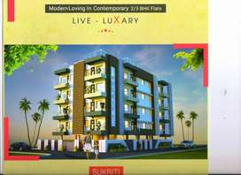 2 bhk new beautiful flat at tupudana available for sale 31 lac