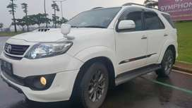 Toyota Fortuner AT TRD 2014