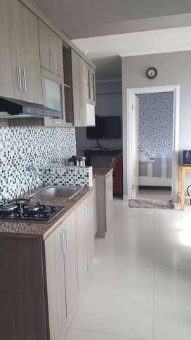 Dijual Apartemen Green Pramuka Tipe 2BR Luas 66m2 Gabungan 2 unit